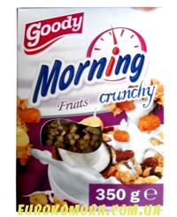 Кранчи Goody Morning Fruits 350 гр