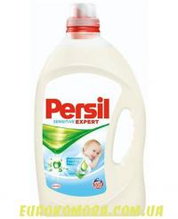 Гель Persil Expert Sensitive 4,38 л (60 стирок)